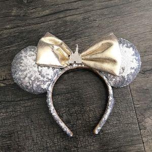 Disney Park minnie ears